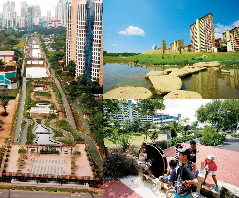 Singapore groenblauwe netwerken for Design agency singapore