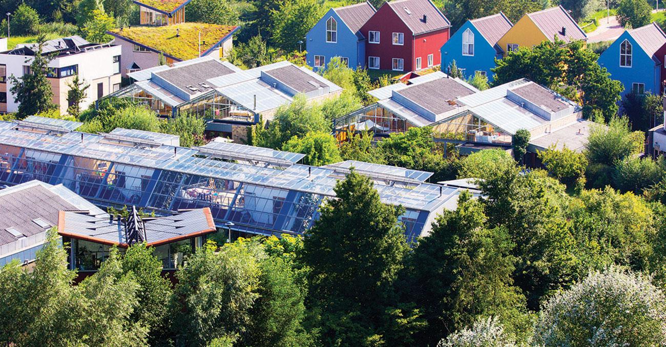 Groen en blauw: de basis voor een circulaire stad