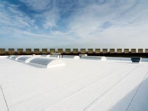 Koele daken