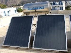 Thermische zonnecollectoren